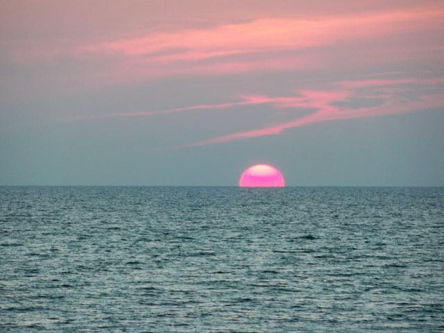 KP's beach sky